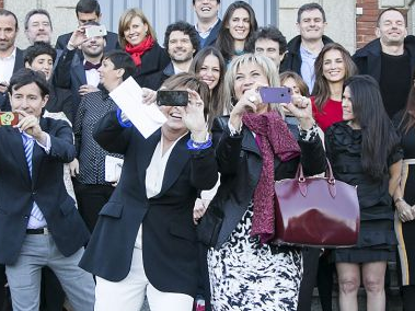 Premios Ondas, el periodismo valiente