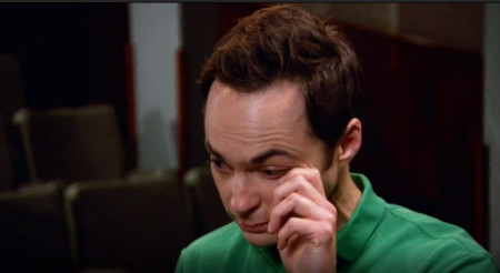 El lamentable paso de Jim Parsons (Sheldon Cooper en Big Bang Theory) por una medium