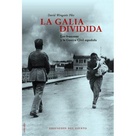 La Galia dividida - David Wingeate Pike