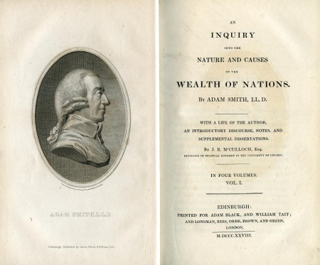 La riqueza de las naciones – Adam Smith