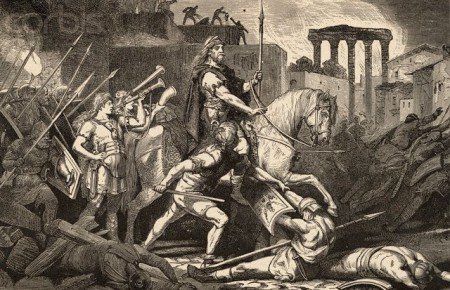 """The Fall of the Roman Empire: a New History of Rome and the Barbarians"" - Peter Heather"