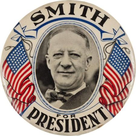 Al Smith: paro, corrupción, sodomía y Educación para la Ciudadanía.