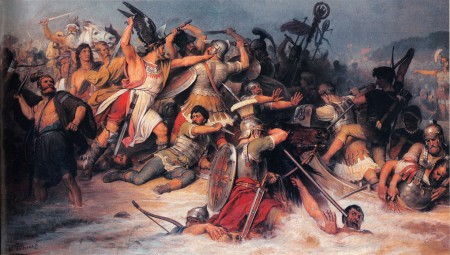 """""""The Fall Of the West: The Death of the Roman Superpower"""" - Adrian Goldsworthy"""